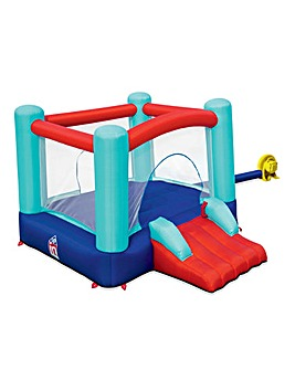 Constant Air Spring Slide Bouncy Castle