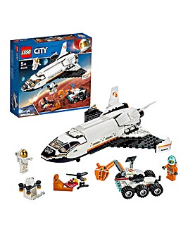 LEGO City Space Port Mars Shuttle