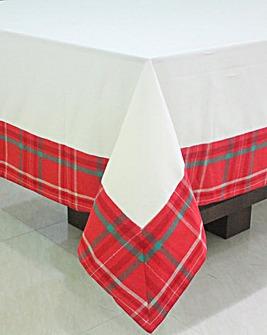 Tartan Large Rectangle Table Cloth