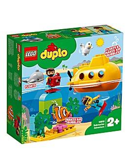 LEGO Duplo Town Submarine Adventure