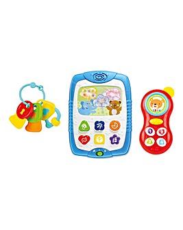 Tech-Star Baby Gift Set