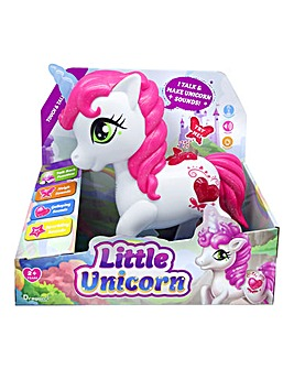 Touch and Talk Little Unicorn