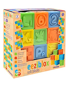 eeziblox Soft Stacking Blocks