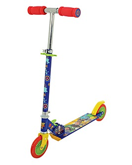 Toy Story 4 Folding In-line Scooter