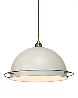 Bauhaus Metal Easy Fit Pendant