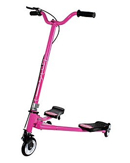 EVO V-Flex Scooter Pink