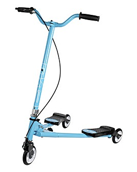 EVO V-Flex Scooter Blue