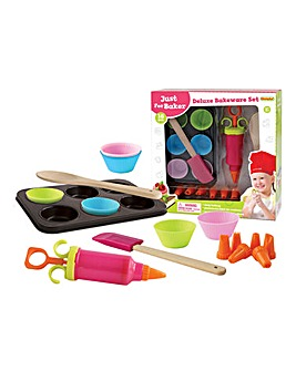 Toy Deluxe Bakeware Set - 16pc