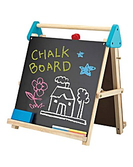 Wooden 4in1 Tabletop Easel