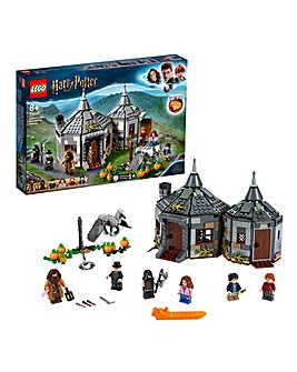 LEGO Harry Potter Hagrid's Hut - 75947