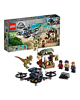 LEGO JW Dilophosaurus on the Loose