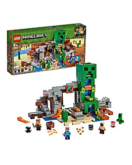 LEGO Minecraft The Creeper Mine