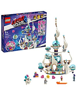 LEGO Movie 2 Queen Watevra Space Palace