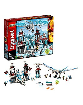 LEGO NINJAGO Castle of the Foresaken
