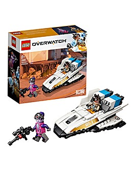 LEGO Overwatch Traver vs. Widowmaker