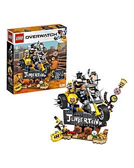 LEGO Overwatch Junkrat & Roadhog