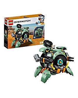 LEGO Overwatch Wrecking Ball