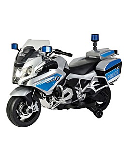 BMW Police Bike Electric Ride-On 12V