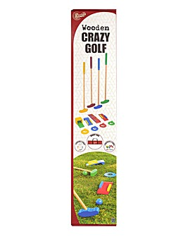 Garden Games Crazy Golf