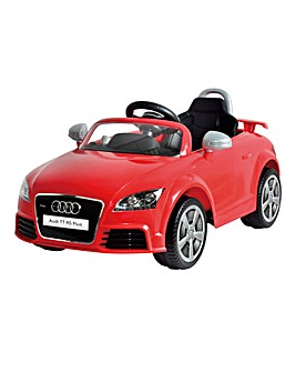 Audi TT Electric Ride-On 6v - Red