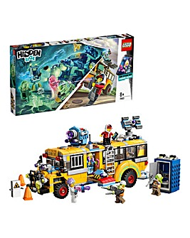 LEGO Hidden Paranormal Intercept Bus