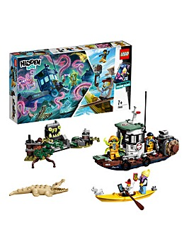 LEGO Hidden Wrecked Shrimp Boat