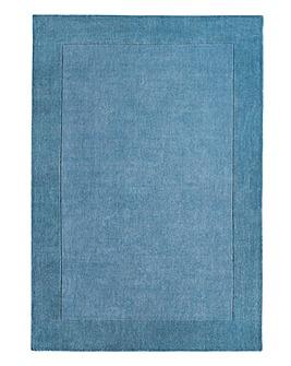 Border Wool Rug