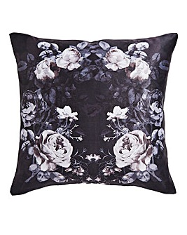 Inky Florals Cushion