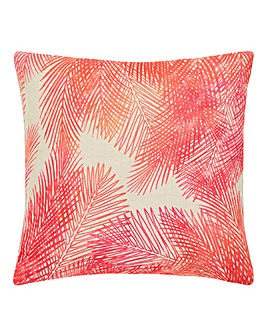 Sunburst Feather Cushion