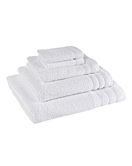 Everyday Value Towel Range White