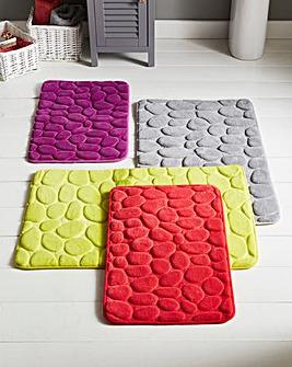 Foam Pebble Bathmat