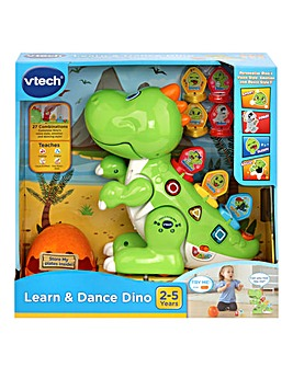 Vtech Toddler Learn & Dance Dino