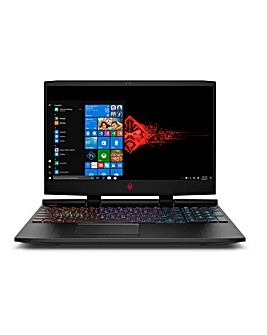 "HP OMEN 15.6"" 15-DC1044NA Laptop - Core i7, 16GB DDR4, 512GB PCIe, RTX 2060"