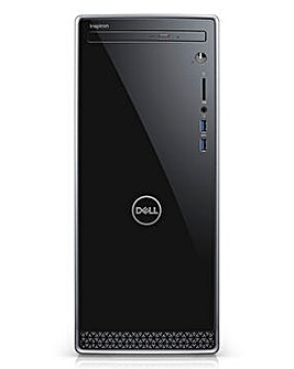 Dell Core i3 Desktop - 8GB, 1TB