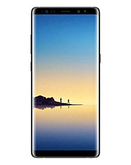 Samsung Galaxy Note 8 64GB Black PREMIUM REFURBISHED