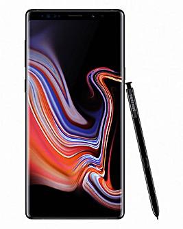 Samsung Galaxy Note 9 128GB Black PREMIUM REFURBISHED