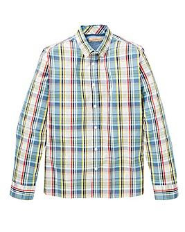 W&B Multi Check Shirt R