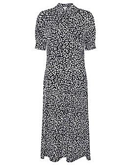 Monsoon Salma Printed Midi Dress
