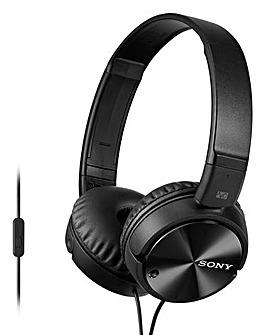 Sony MDR-ZX110NAB Headphones