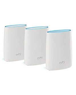 Netgear Orbi Whole Home WIFI Kit 3000