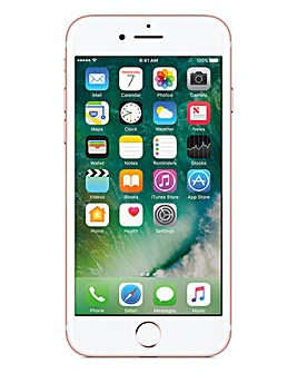 iPhone 7 32GB Rose Gold REFURBISHED