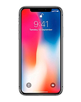 Iphone X 64GB Refurbished - Space Grey