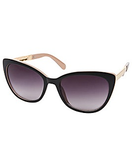 Accessorize CARRIE CAT EYE SUNGLASSES