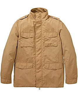 W&B Sand Lightweight Jacket Regular