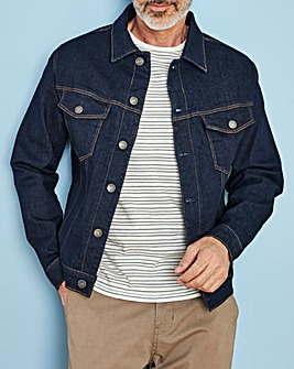 W&B Indigo Denim Jacket R