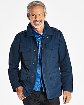 W&B Navy 3 in 1 Jacket R