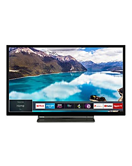 Toshiba 24L3A63DB 24 inch HD Ready Smart LED TV