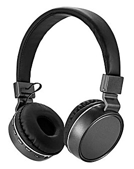 JDW Bluetooth Headphones Black