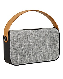 JDW Bluetooth Fabric Speaker