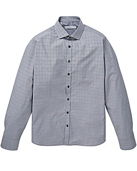 W&B Mighty Long Sleeve Check Shirt
